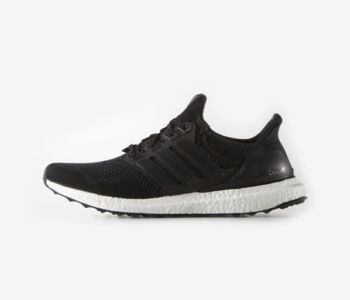 adidas Ultra Boost Black 350x300