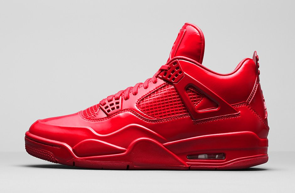 Air Jordan 11Lab4 All Red