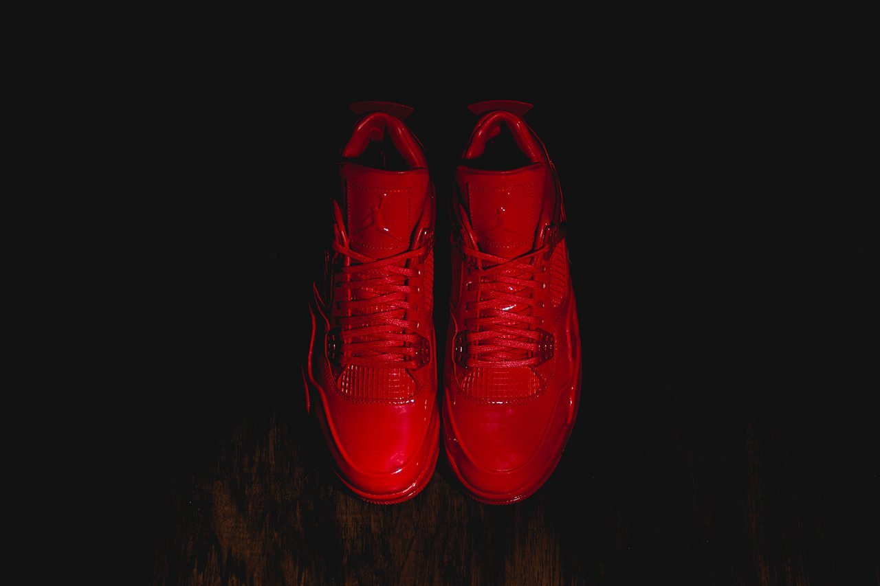 Air Jordan 11Lab4 University Red 2