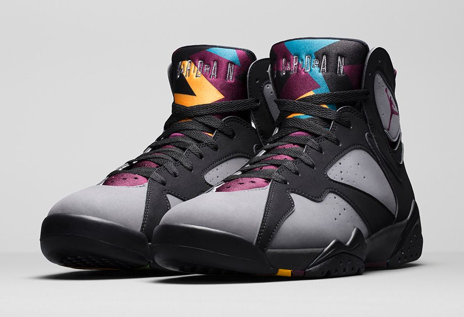 Air Jordan 7 Retro Bordeaux 1