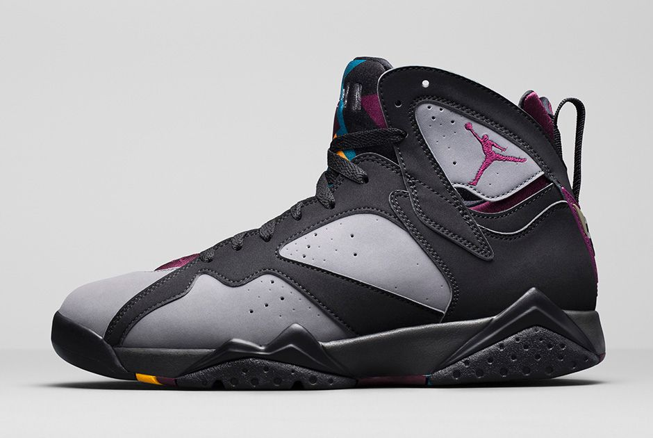 Air Jordan 7 Retro Bordeaux 2