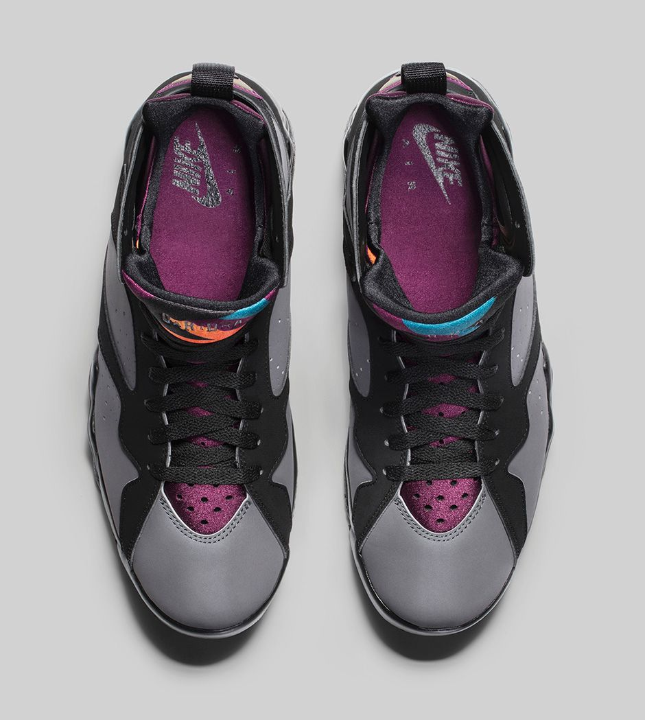 Air Jordan 7 Retro Bordeaux 3