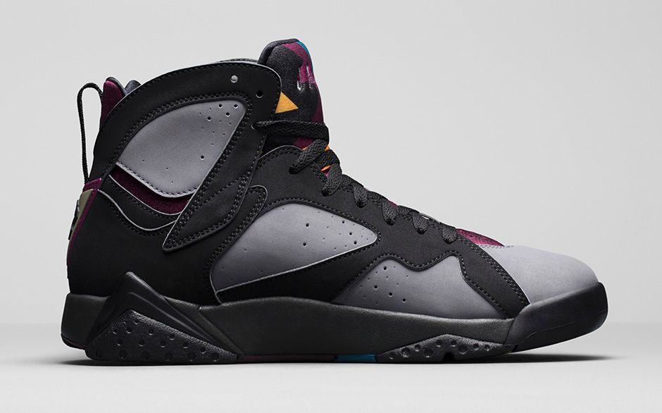 Air Jordan 7 Retro Bordeaux 5