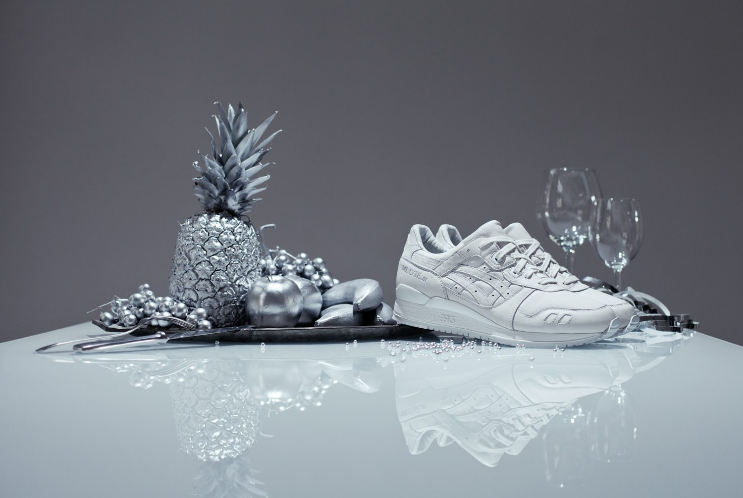 Atmos x Asics Gel Lyte III B Day Dinner 1