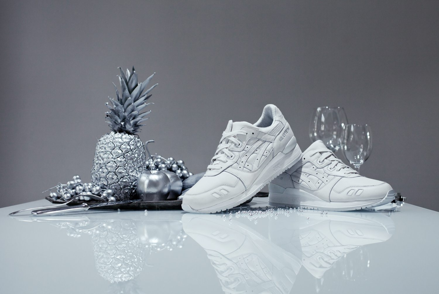 Atmos x Asics Gel Lyte III B Day Dinner 5
