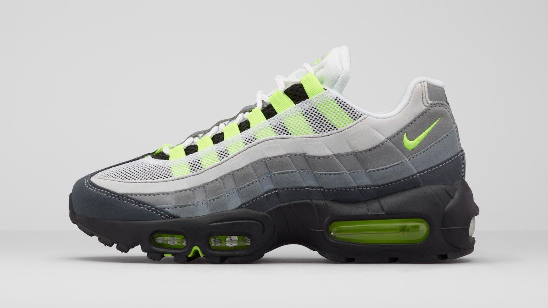 uk availability 180a6 3c86a Nike Air Max 95 OG – Black   Volt