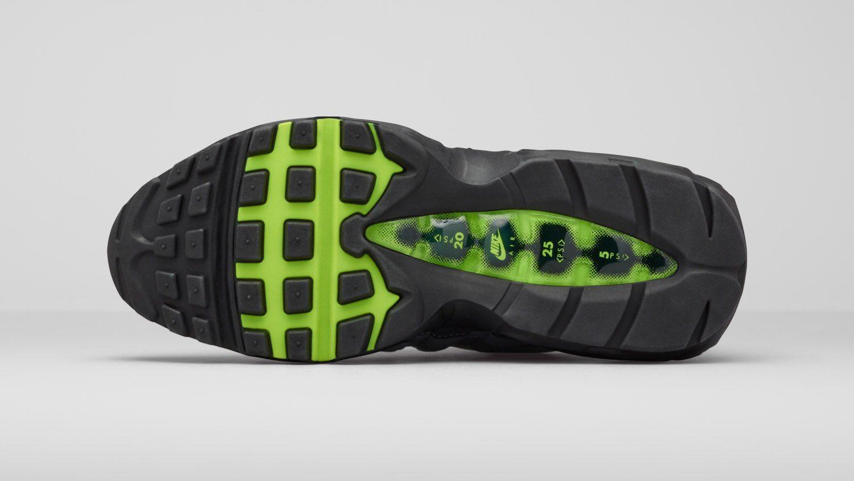 Nike Air Max 95 OG Black Volt 2