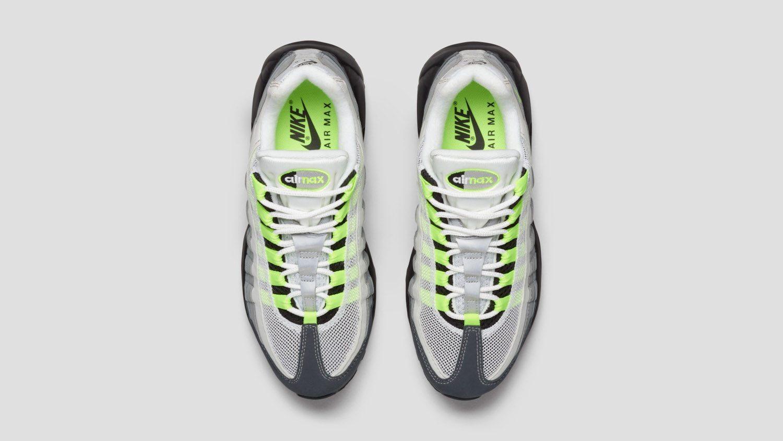 Nike Air Max 95 OG Black Volt 4