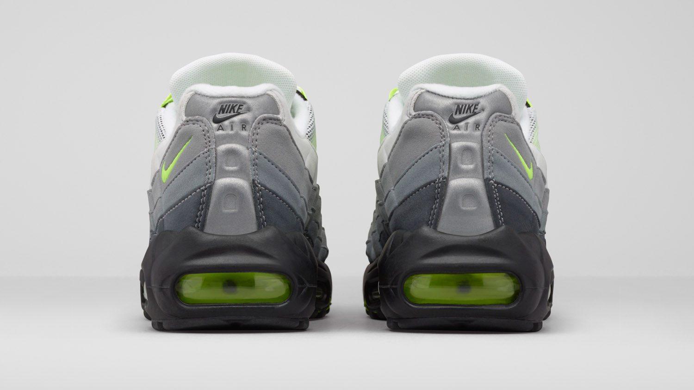 Nike Air Max 95 OG Black Volt 6