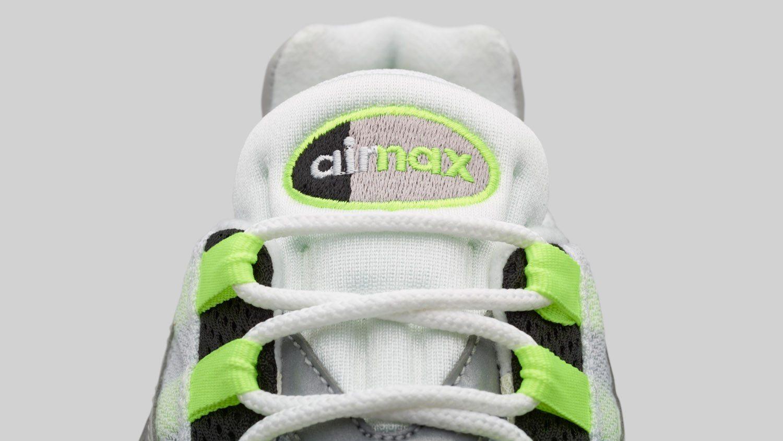 Nike Air Max 95 OG Black Volt 7