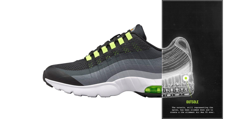 Nike Air Max 95 Ultra 16