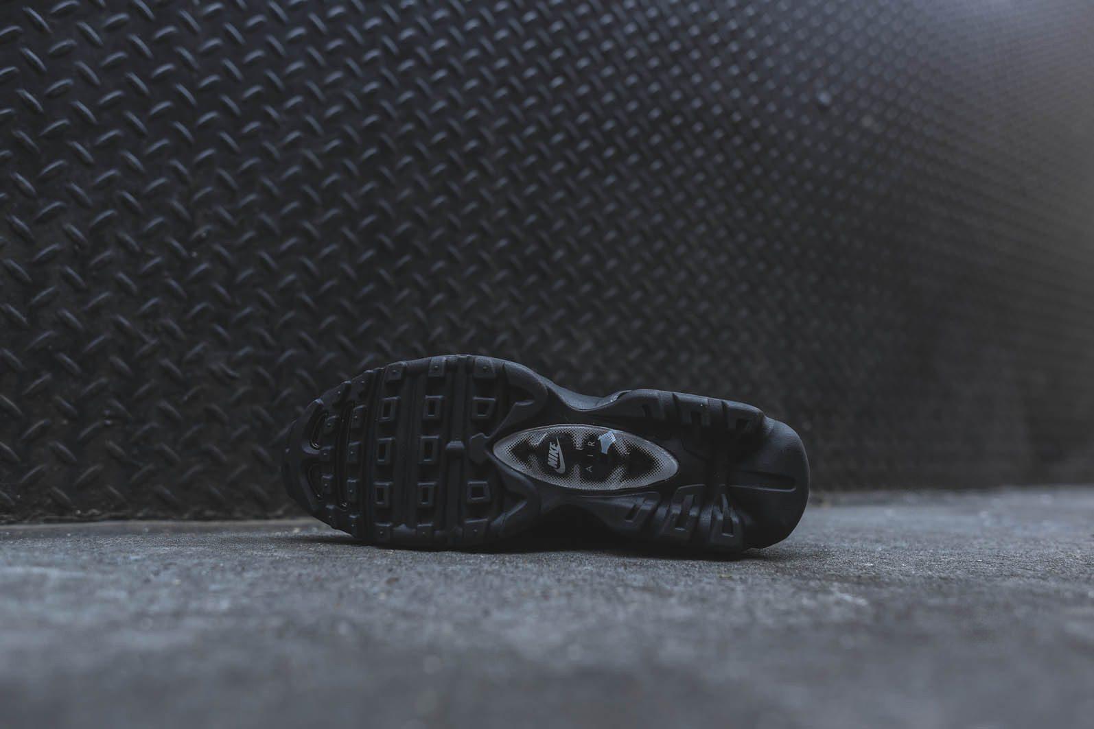 Nike Air Max 95 Ultra JCRD Black Dark Grey 5
