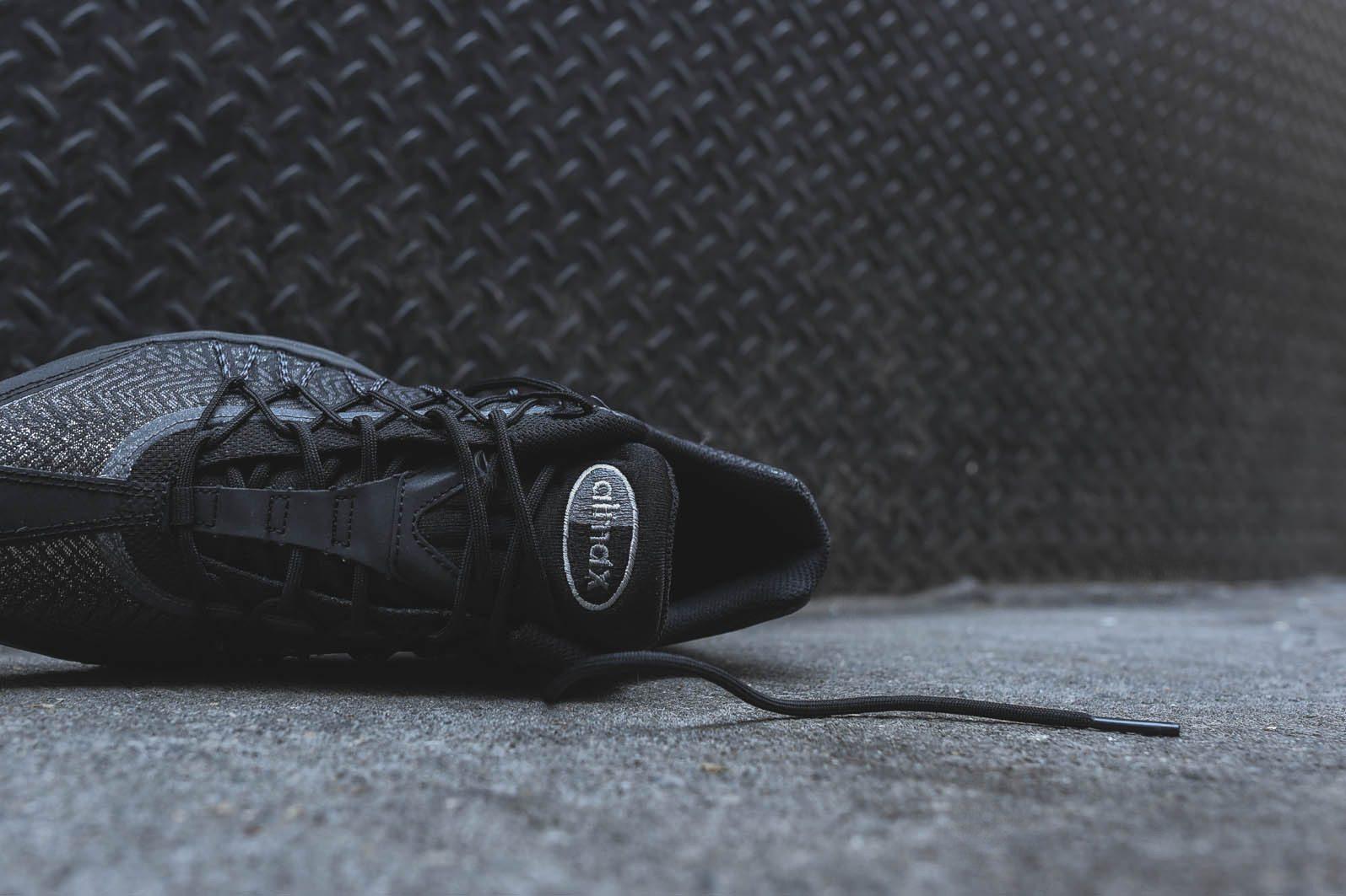 Nike Air Max 95 Ultra JCRD Black Dark Grey 8