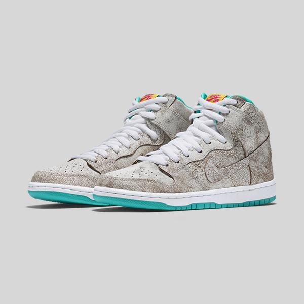 Nike Dunk High PRM SB Hyper Jade