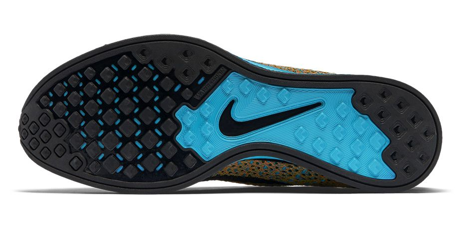 Nike Flyknit Racer Sherbert 5