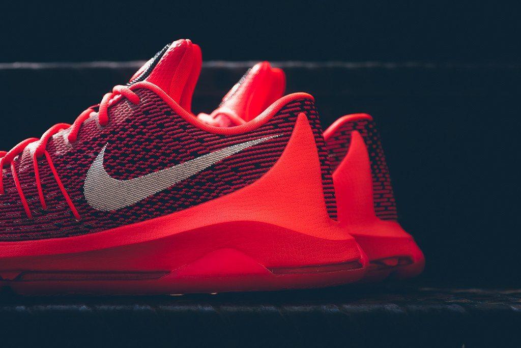 Nike KD 8 Bright Crimson 3