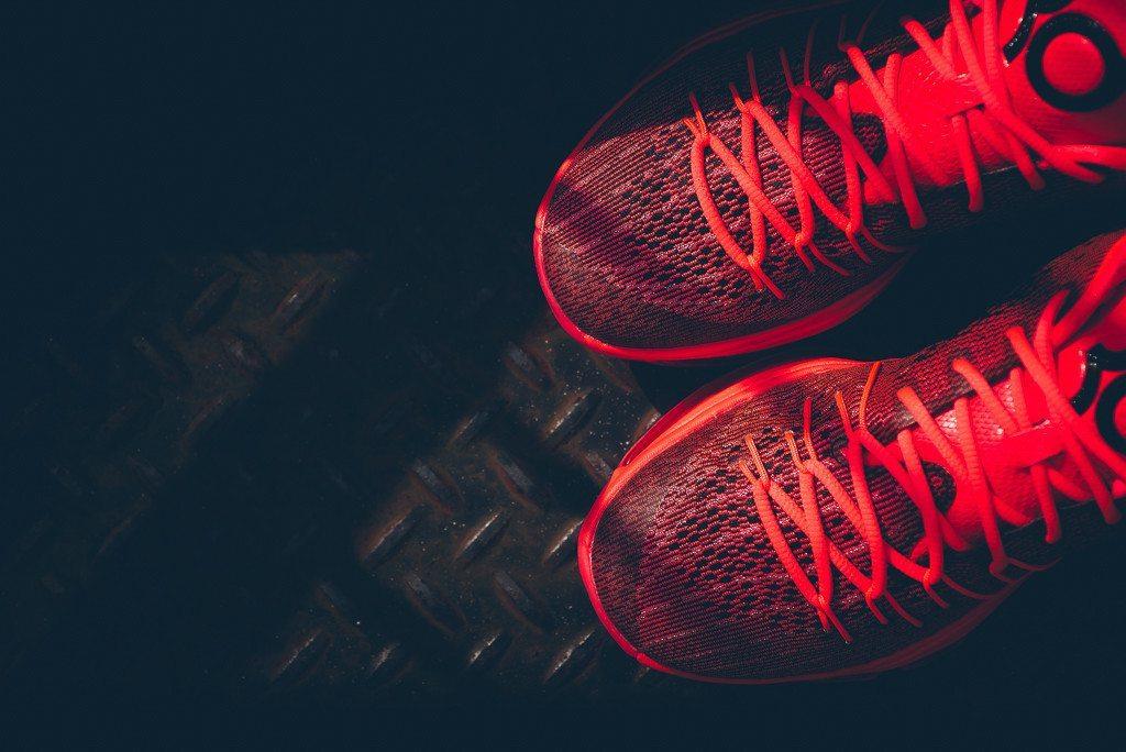 Nike KD 8 Bright Crimson 4
