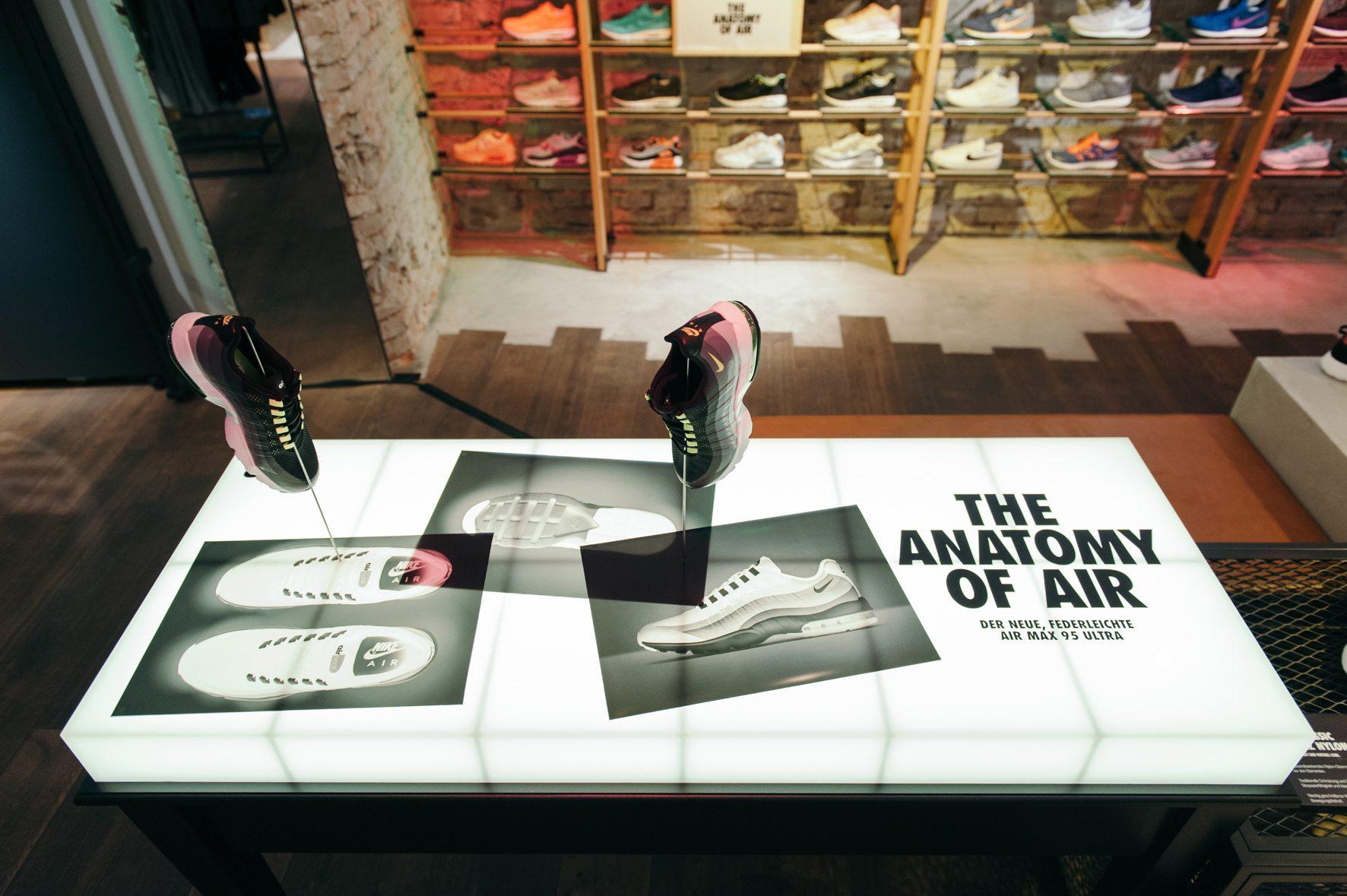 Nike x Münzinger Sneaker Basement Opening 1