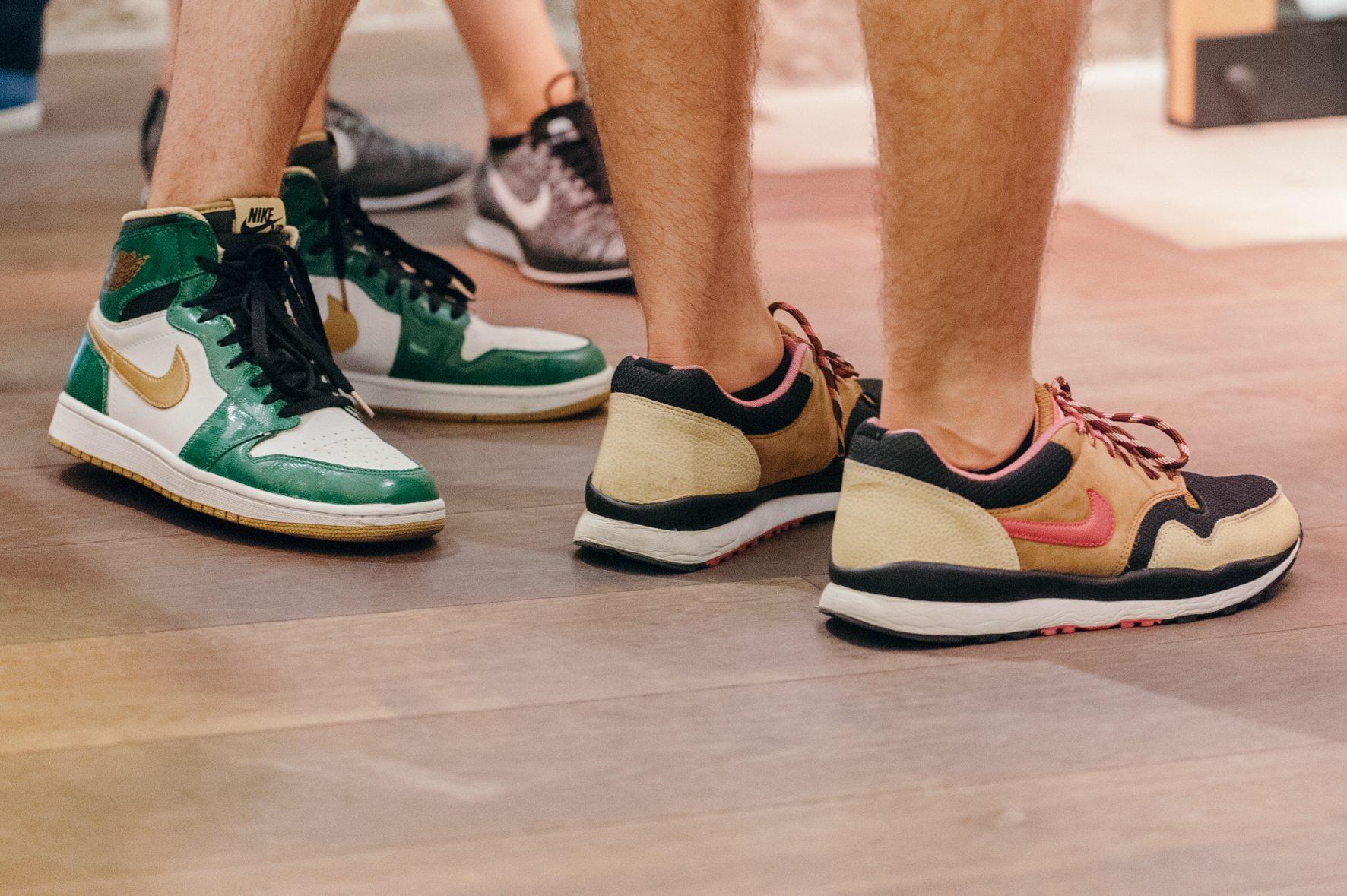 Nike x Münzinger Sneaker Basement Opening 4