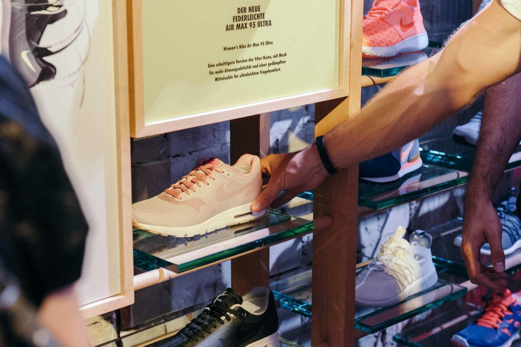 Nike x Münzinger Sneaker Basement Opening 6