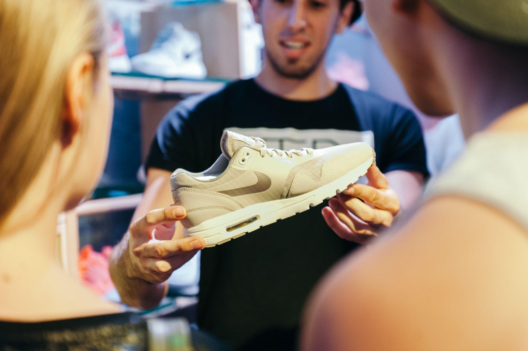 Nike x Münzinger Sneaker Basement Opening 7