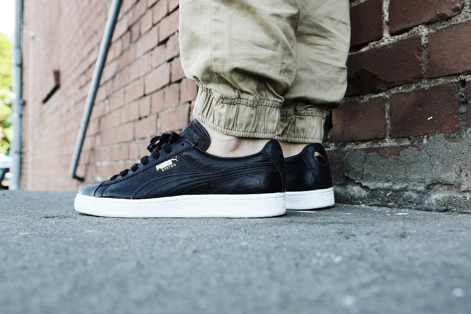 PUMA States Premium Leather Pack 3