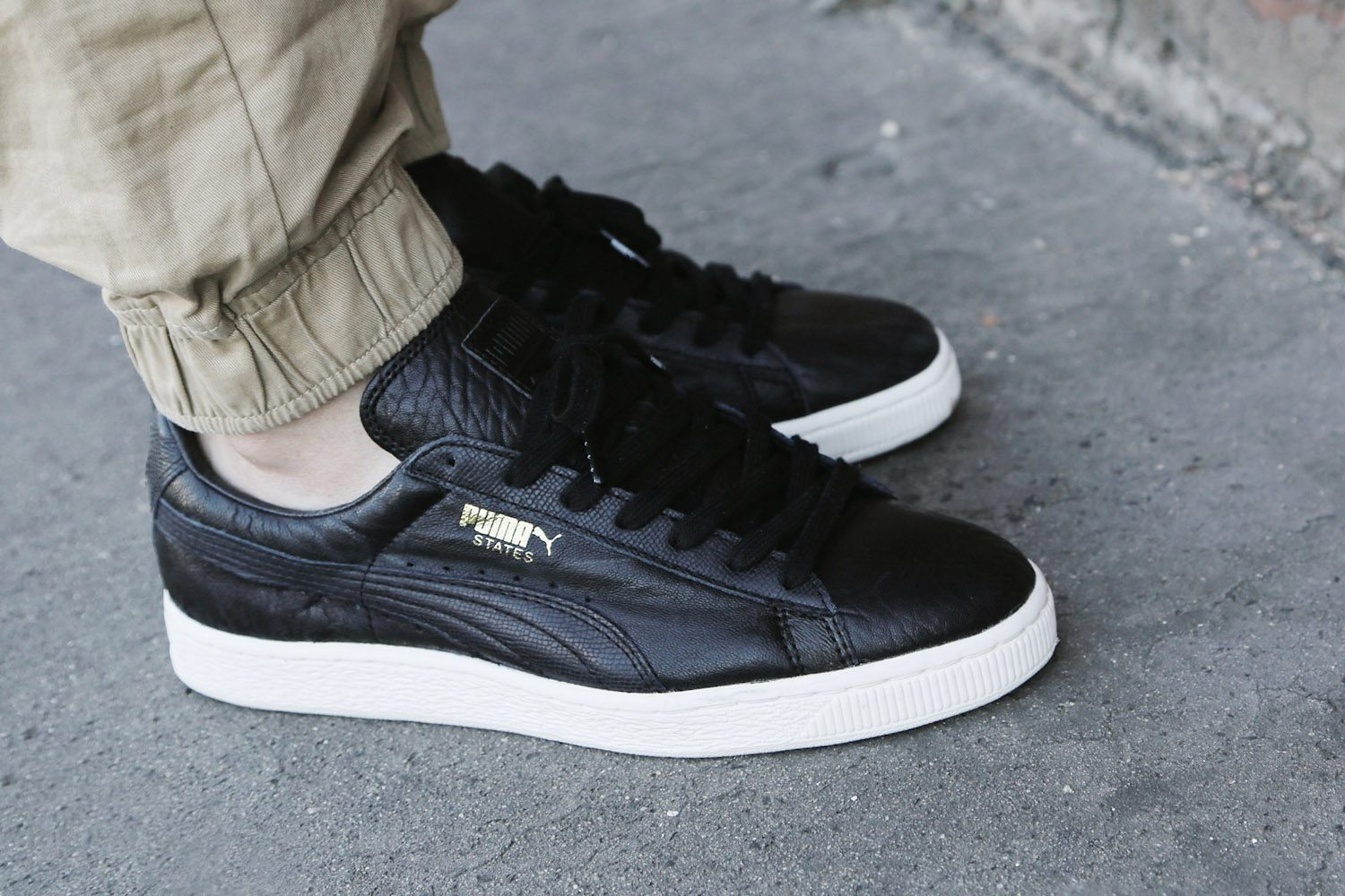 PUMA States Premium Leather Pack 4
