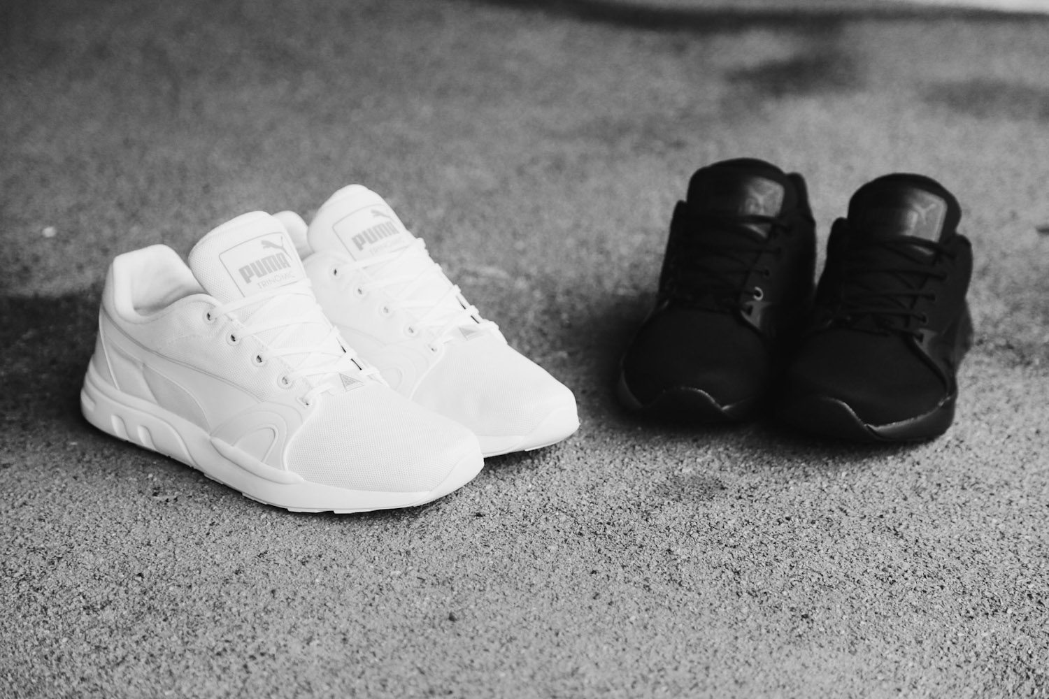 PUMA XT S Black White Pack 20