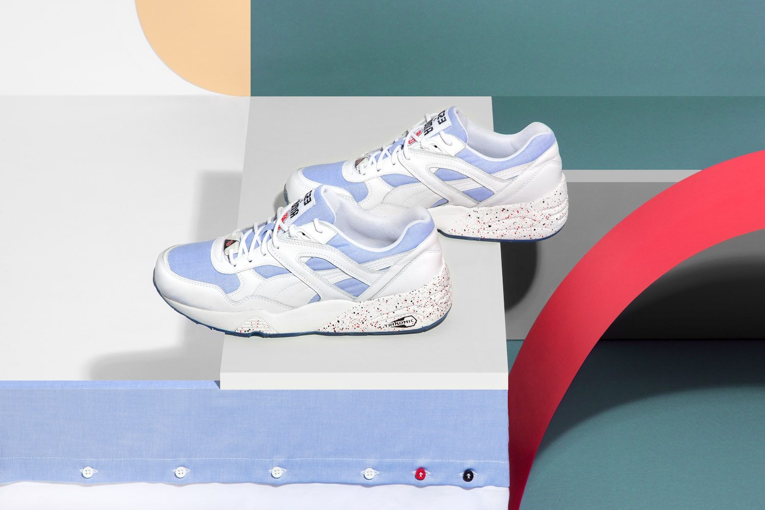 PUMA x LC23 x BACKDOOR R698 Made in Italy 1