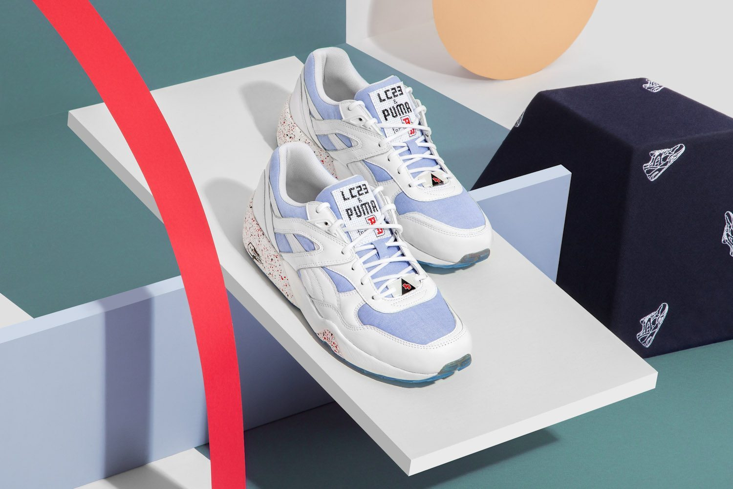 PUMA x LC23 x BACKDOOR R698 Made in Italy 2