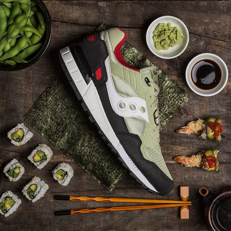 Saucony Originals Sushi Pack 1