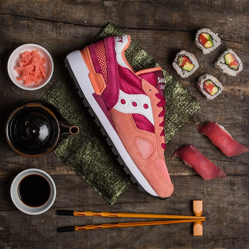 Saucony Originals Sushi Pack 3