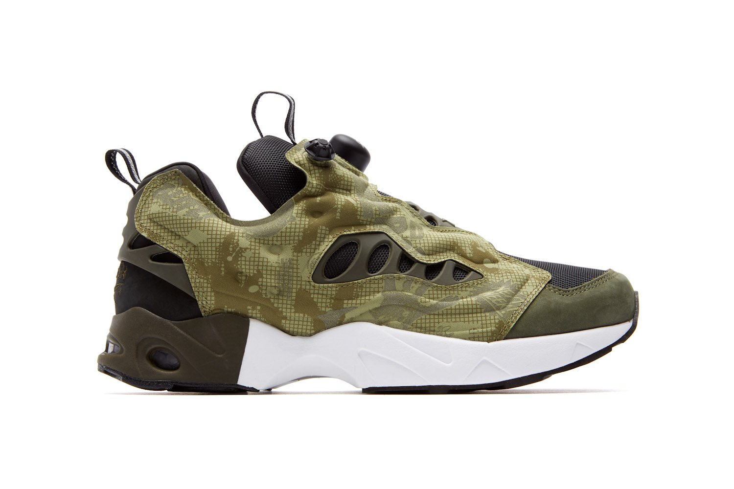 Swifty x Reebok Classic Instapump Fury Road Night Camo 1