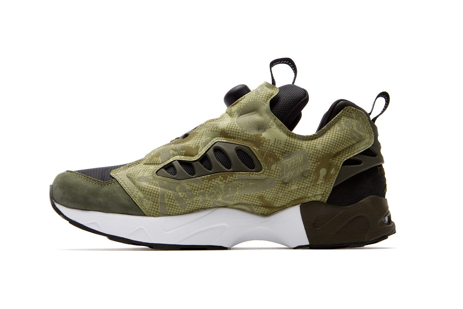 Swifty x Reebok Classic Instapump Fury Road Night Camo 2