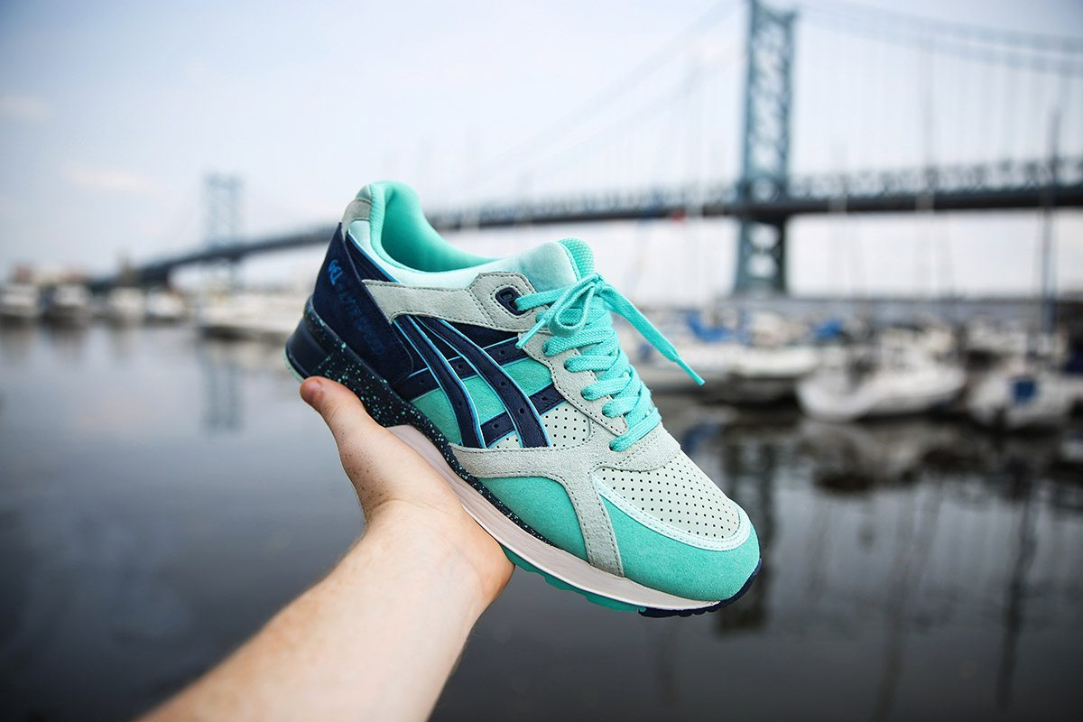 UBIQ x ASICS Gel Lyte Speed Cool Breeze 1