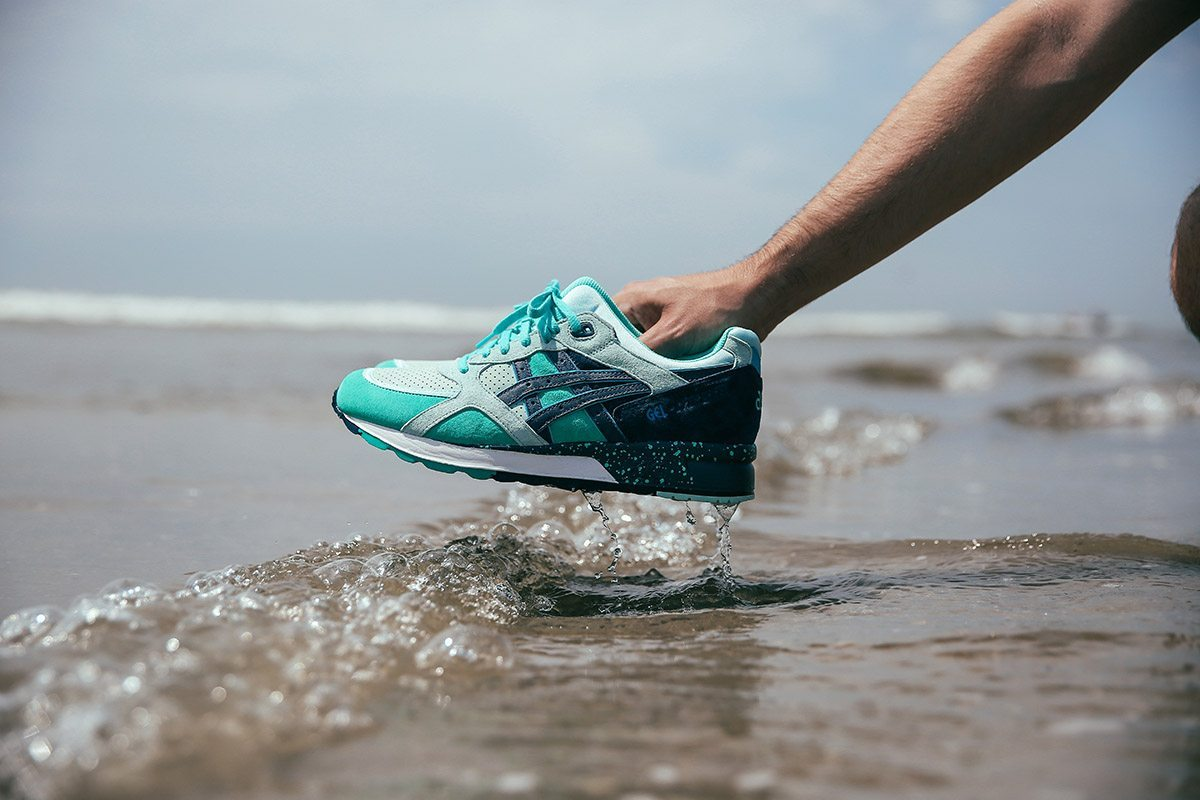 UBIQ x ASICS Gel Lyte Speed Cool Breeze 10
