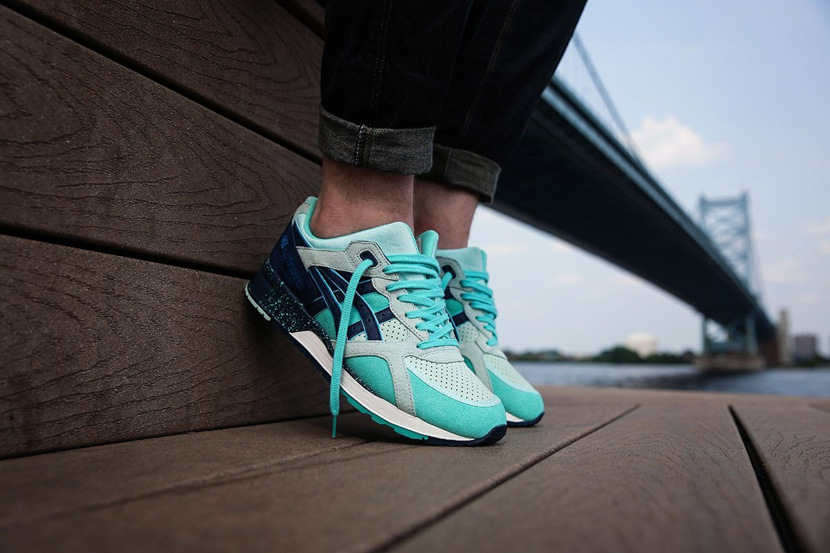 UBIQ x ASICS Gel Lyte Speed Cool Breeze 2