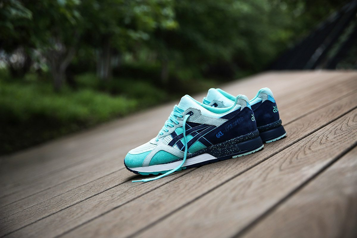 UBIQ x ASICS Gel Lyte Speed Cool Breeze 4