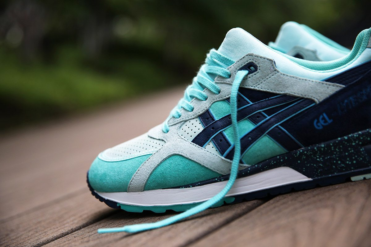 UBIQ x ASICS Gel Lyte Speed Cool Breeze 6