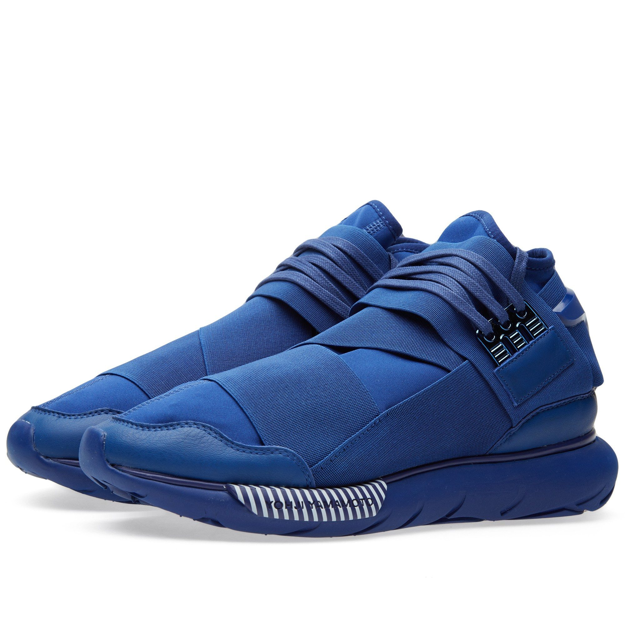 Y 3 Qasa High Roundel Blue