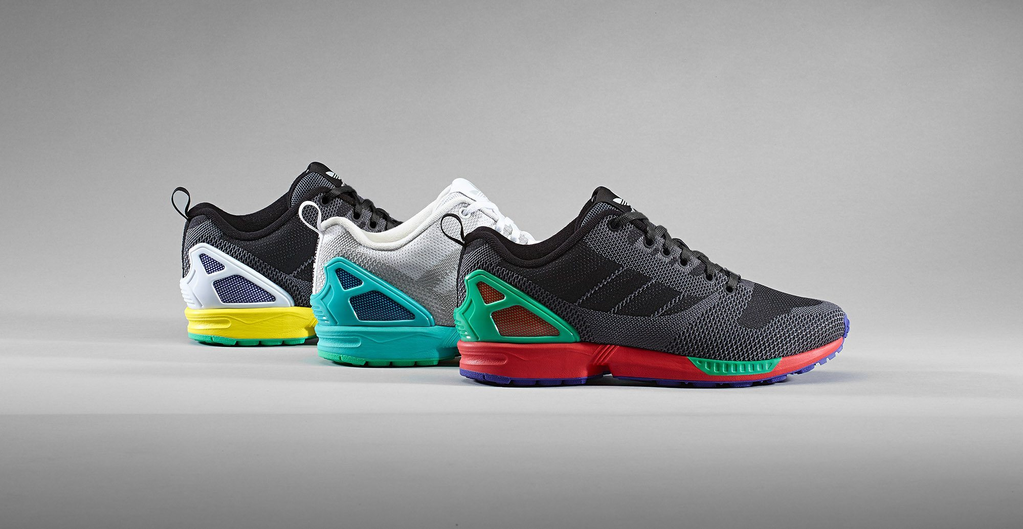 adidas–Originals mi ZX FLUX Weave Pride of the 000s Series 17