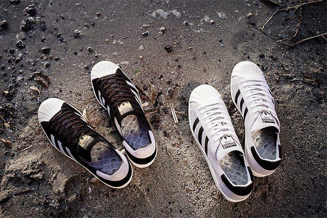 adidas Originals Consortium Superstar 80s Primeknit