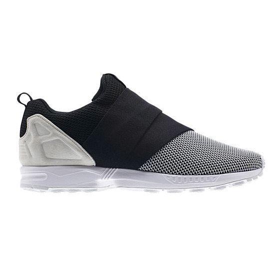 adidas Originals ZX Flux Slip On Black