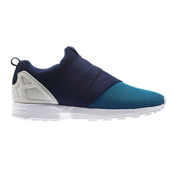 adidas Originals ZX Flux Slip On Blue