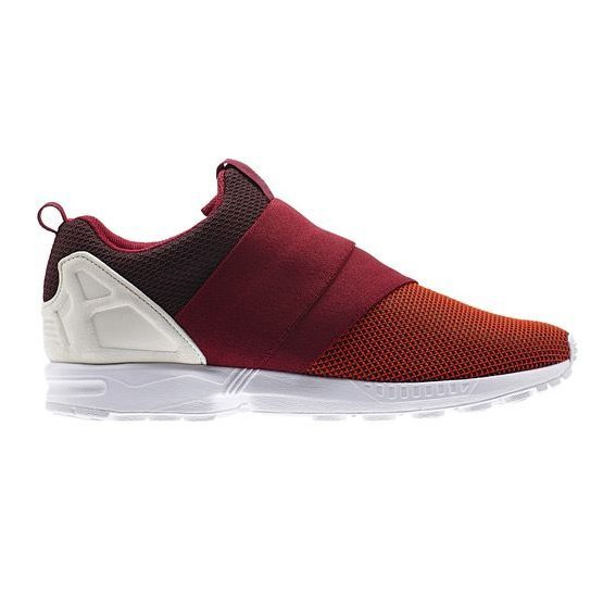 adidas Originals ZX Flux Slip On Red
