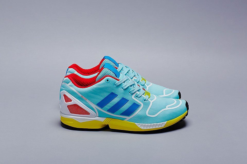 adidas Originals ZX Flux TechFit OG Pack 1