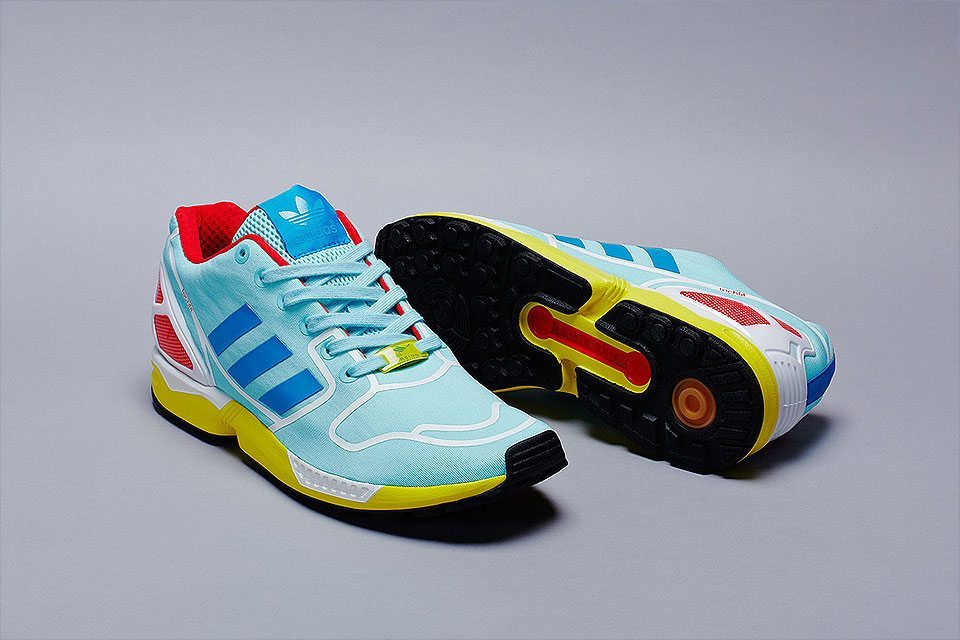 adidas Originals ZX Flux TechFit OG Pack 2