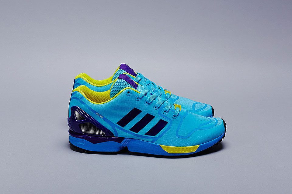 adidas Originals ZX Flux TechFit OG Pack 3