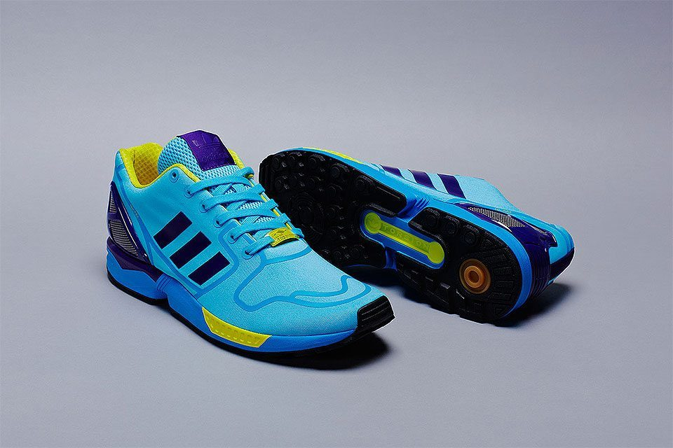 adidas Originals ZX Flux TechFit OG Pack 4