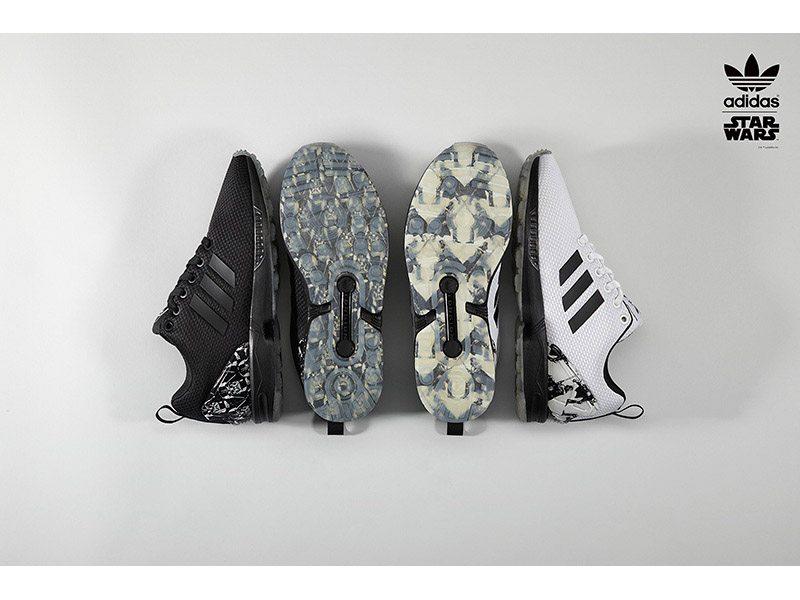 adidas Originals mi ZX Flux Star Wars 30
